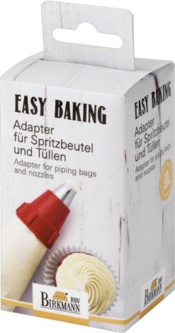Spritztüllen-Adapter | Easy Baking