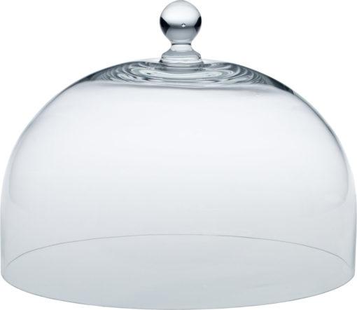 Glashaube für Tortenplatte L Ø29cm