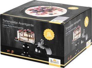 Tortenplatte Keramik, 25,5 cm | Avantgarde