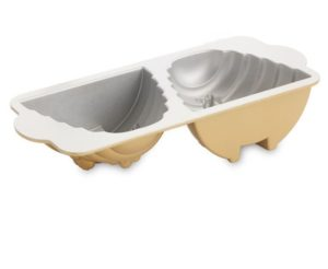 Backform Bienenstock / Gold - Nordic Ware