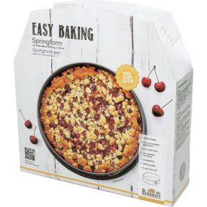Springform mit einem Boden, 28 cm | Easy Baking