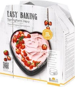 Springform Herz, 22 cm | Easy Baking
