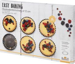 Obstbodenförmchen | Easy Baking