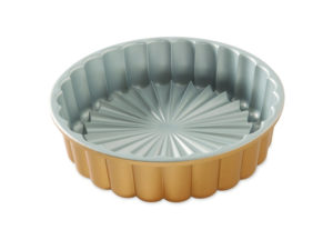 Backform Charlotte Cake Pan / Gold - Nordic Ware