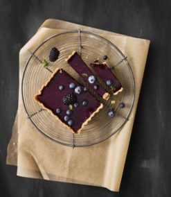 Tarteform mit losem Emaille-Boden, 40 cm | Premium Baking