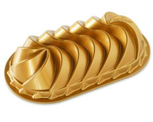 Backform Heritage Loaf pan / Gold - Nordic Ware
