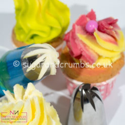 Original Sugar and Crumbs Nifty Nozzle - Mrs Whippy