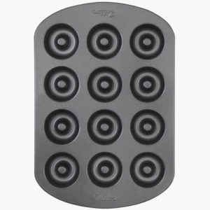 Backblech/Backform Mini - Donuts