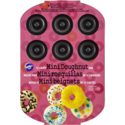 Backblech/Backform Mini - Donuts