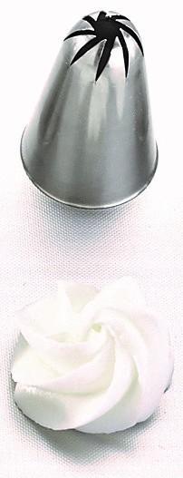 Rosentülle ∅ 6mm - Edelstahl