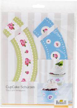CupCake Schürzen - Rose