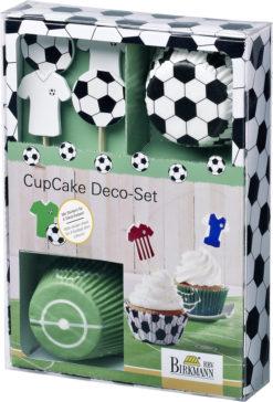 CupCake Deko-Set - Kick it