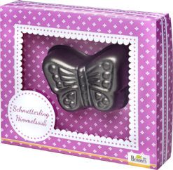 Motivbackform mit hochwertiger Antihaftbeschichtung - Schmetterling Himmelssüß