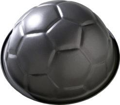Motivbackform Fußball