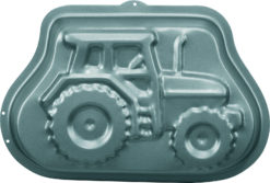 Motivbackform Traktor