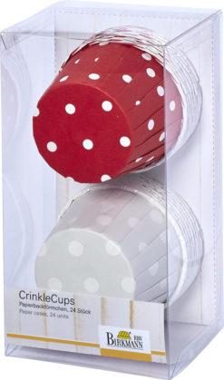 Papierbackförmchen CrinkleCups - CakeCouture
