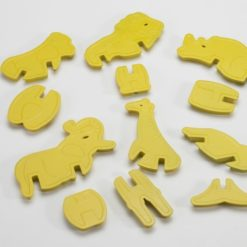 3D- Cookie Cutters
