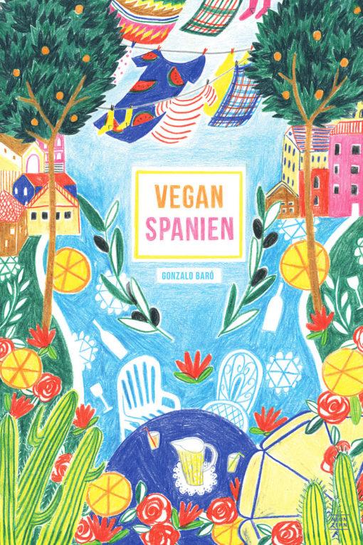 Vegan Spanien - Gonzalo Baró