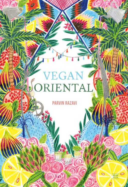 Vegan Oriental - Parvin Razavi